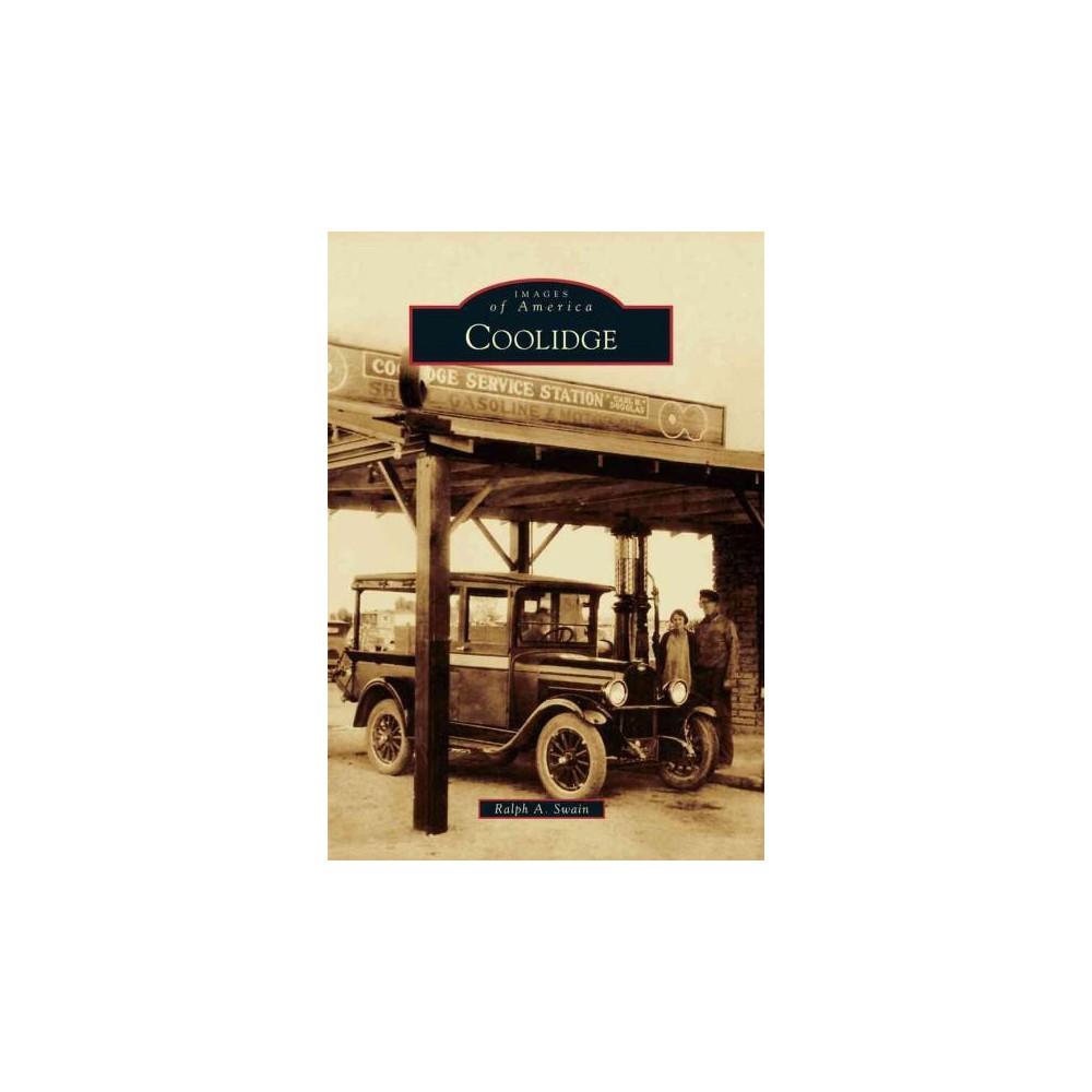 Coolidge (Paperback) (Ralph A. Swain)