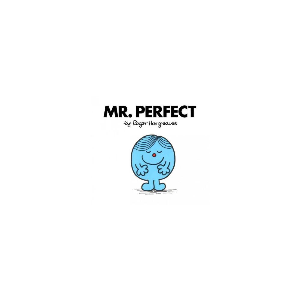 Mr. Perfect ( Mr Men&Little Miss) (Paperback)