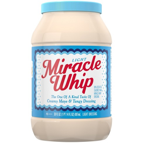 Miracle Whip Light - 30oz - image 1 of 4