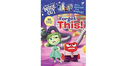 Forget This! ( Disney/Pixar Inside Out) (Paperback) by Tracey West - image 1 of 1