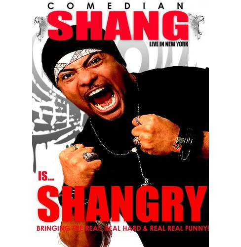 Shang Is Shangry Live In New York:Com (DVD) - image 1 of 1