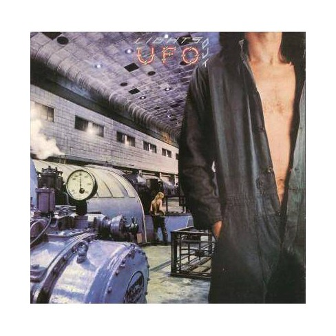 UFO - Lights Out (CD) - image 1 of 1