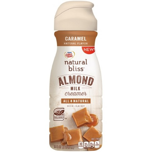 Coffee Mate Natural Bliss Caramel Almond Milk Coffee Creamer - 16 fl oz - image 1 of 1