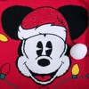 Boys' Disney Mickey Mouse Sweater - Red - Disney Store - image 3 of 3