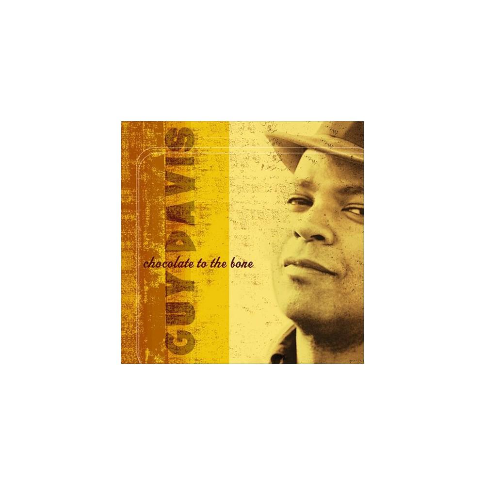Guy Davis - Chocolate To The Bone (CD)