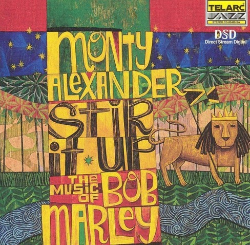 Monty alexander - Stir it up:Music of bob marley (CD) - image 1 of 1