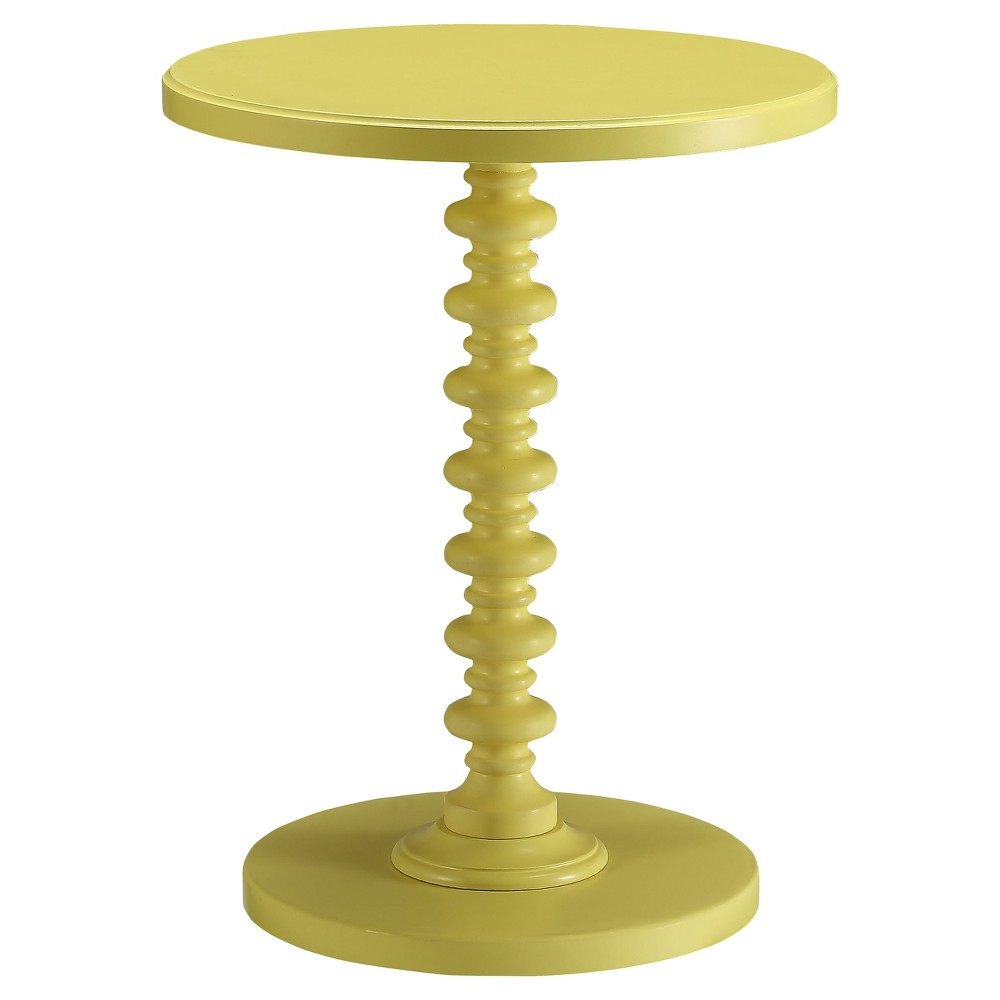 End Table Yellow - Acme Furniture End Table Yellow - Acme Furniture Gender: unisex.