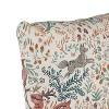 Animal Print Throw Pillow - Skyline Furniture - image 3 of 4