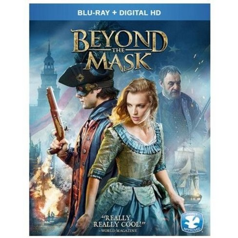 Beyond The Mask (Blu-ray) - image 1 of 1