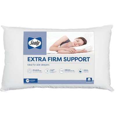 Sealy 300 Thread Count Extra Firm Support Bed Pillow