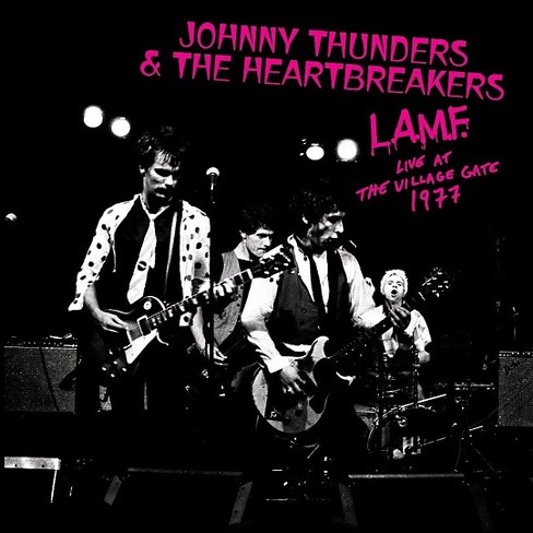 Johnny & t thunders - Lamf:Live at the village gate 1977:Jo (Vinyl) - image 1 of 1