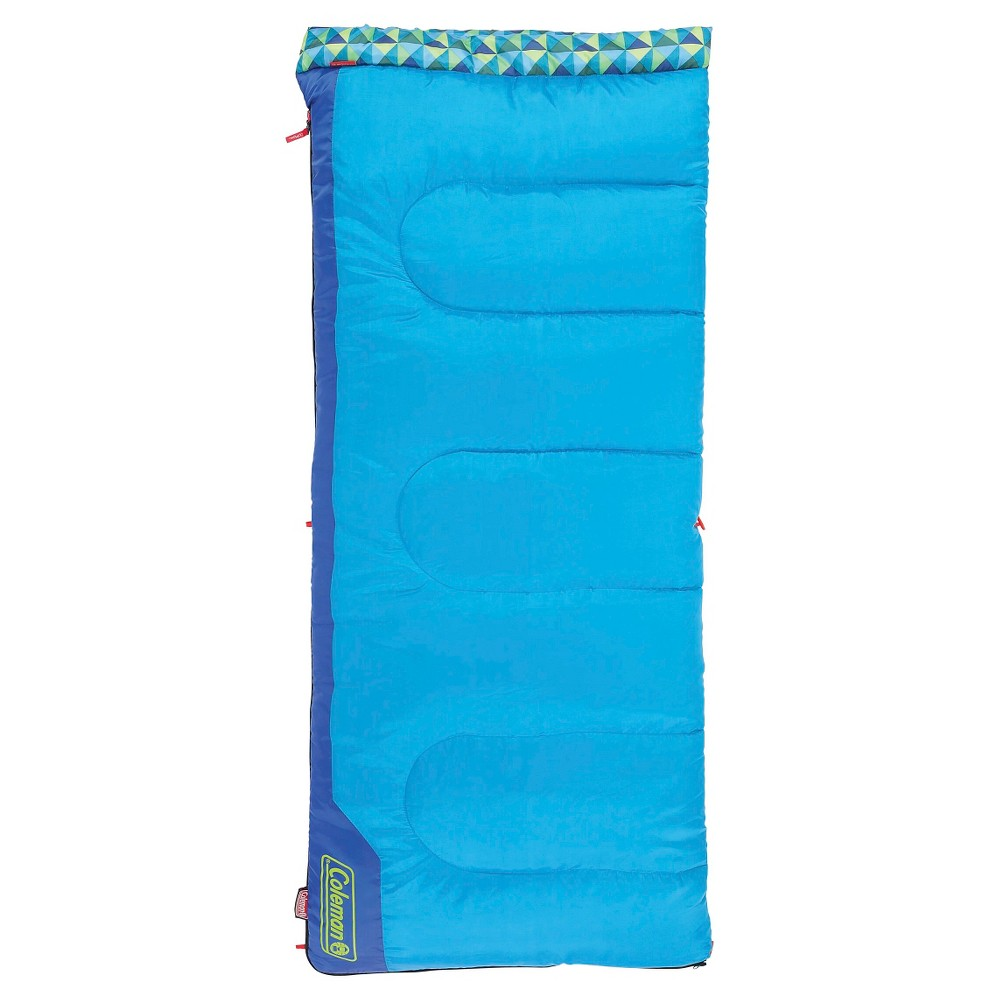 Coleman Montrose 40 Degree Sleeping Bag - Blue, Multi-Colored