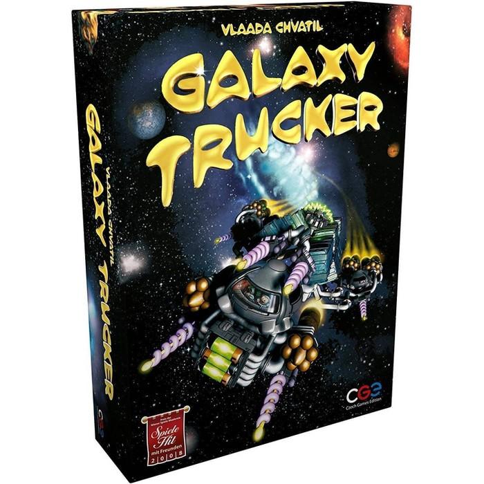 Galaxy Trucker Board Game : Target
