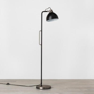 Floor Lamp Black / Pewter - Hearth & Hand™ with Magnolia