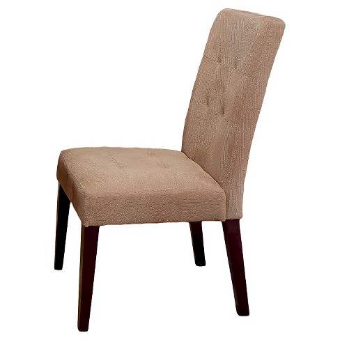 Tufted Dining Chair Set 2ct - Christopher Knight Home - image 1 of 4