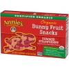 Annie's Homegrown Organic Bunny Summer Strawberry Fruit Snacks - 5ct - image 3 of 4