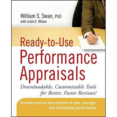 Ready-To-Use Performance Appraisals - by  William S Swan (Paperback) - image 1 of 1