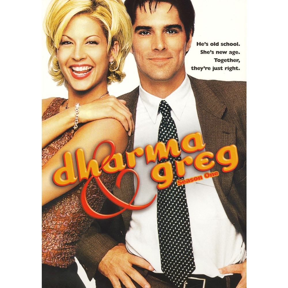 Dharma & Greg: Season One [3 Discs]