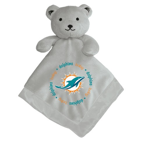 official photos 86433 f43b9 Miami Dolphins Baby Fanatic Gray Security Bear