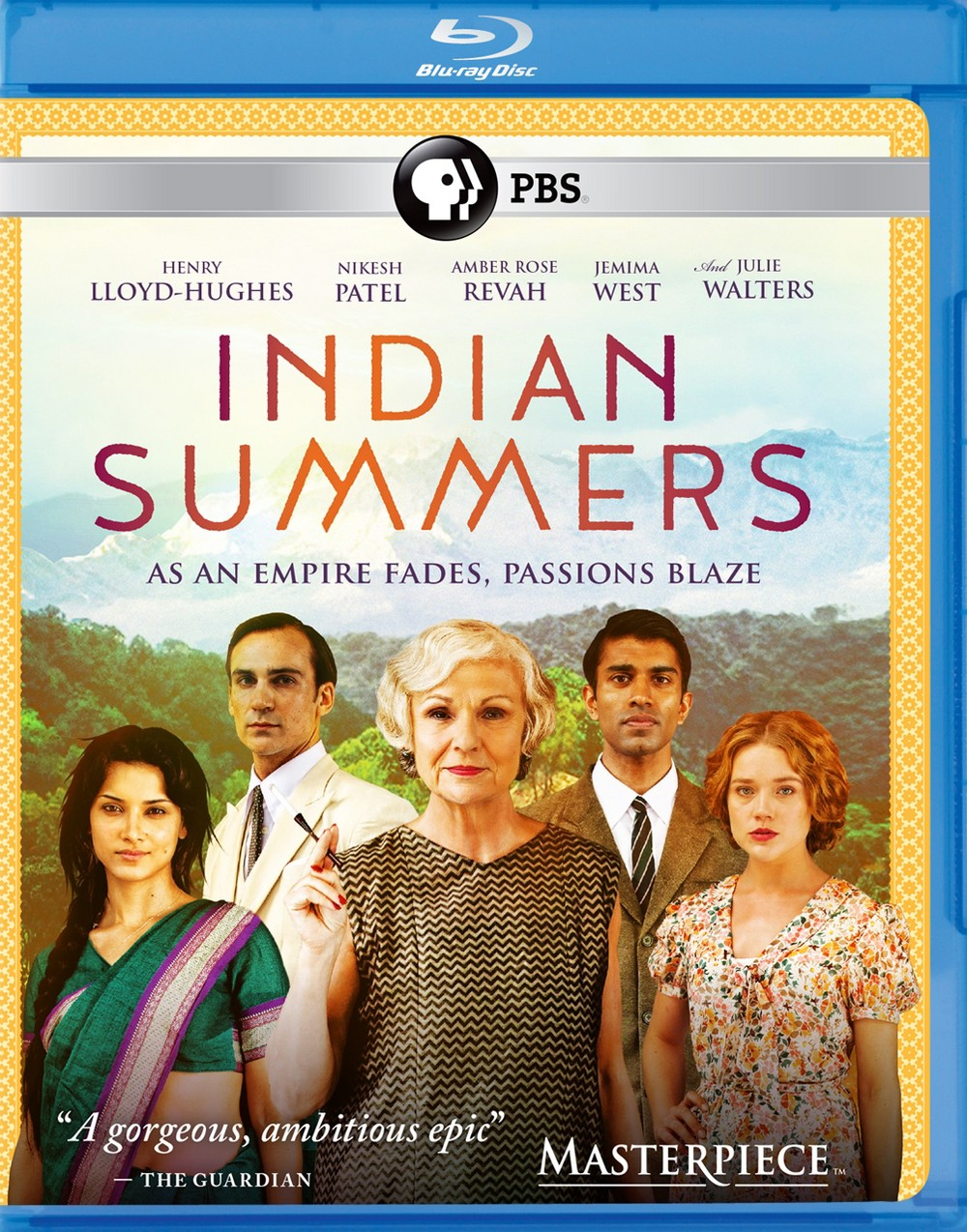 Indian summers (Blu-ray), Movies