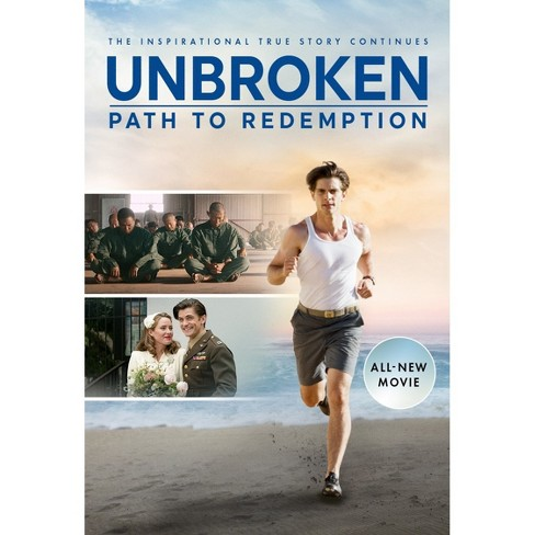 Unbroken: Path to Redemption (DVD) - image 1 of 1