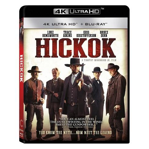 Hickok (4K/UHD) - image 1 of 1