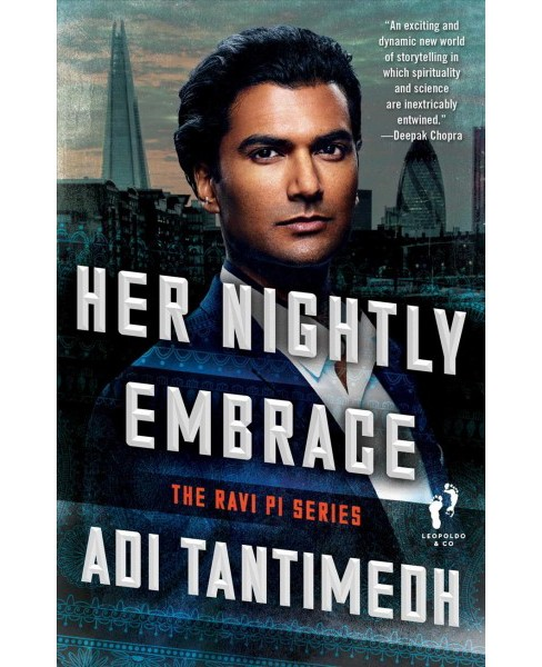 Her Nightly Embrace (Reprint) (Paperback) (Adi Tantimedh) - image 1 of 1
