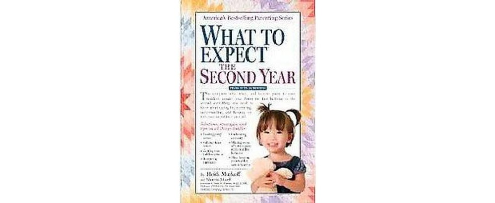 Workman Publishing What to Expect the Second Year (Paperback) by Heidi Eisenberg Murkoff