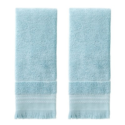 2pk Jude Fringe Hand Towel Set - SKL Home