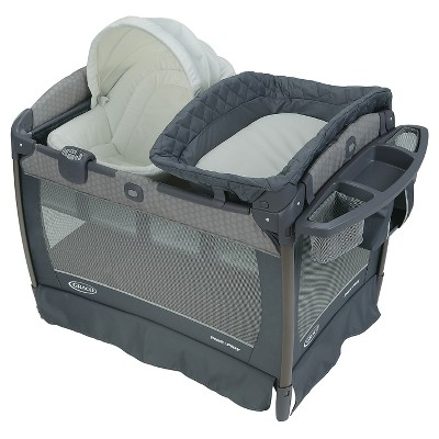 Graco® Oasis with Soothe Surround Technology Playard - Davis
