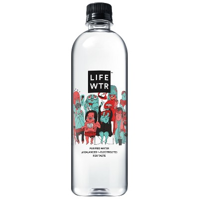LIFEWTR Enhanced Water - 20 fl oz Bottle