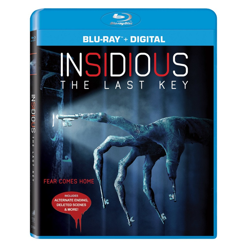 Insidious: The Last Key (Blu-ray)