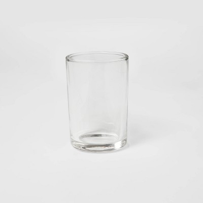Oil Can Bathroom Tumbler Clear - Threshold™