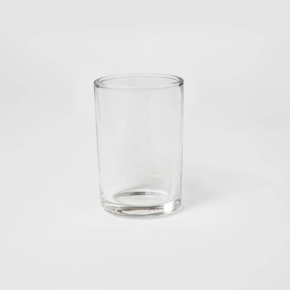 Oil Can Bathroom Tumbler Clear Threshold 8482