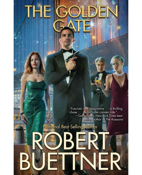 Golden Gate (Hardcover) (Robert Buettner) - image 1 of 1
