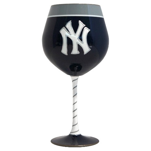 New York Yankees Boelter 33 oz Artisan Wine Glass - image 1 of 2