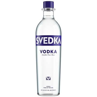 SVEDKA Vodka - 750ml Bottle