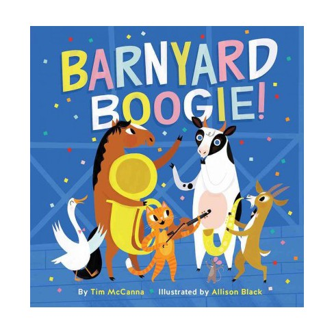 barnyard boogie by tim mccanna school and library target