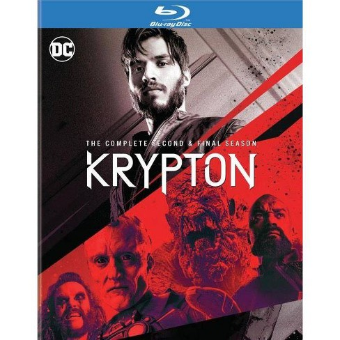 Krypton: The Complete Second & Final Season (Blu-ray) - image 1 of 1