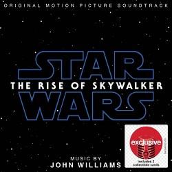 John Williams - Star Wars: The Rise Of Skywalker (Target Exclusive, CD)
