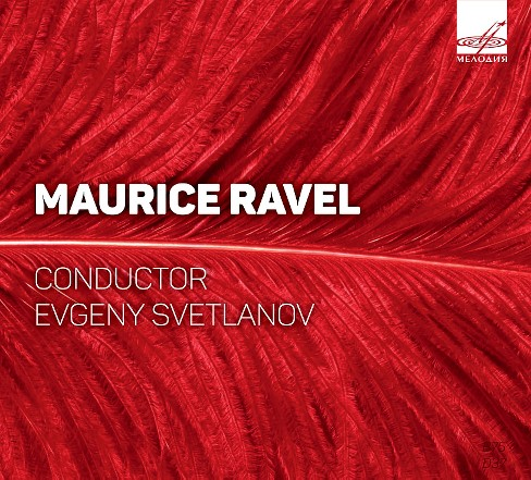 Ussr state academic - Maurice ravel (CD) - image 1 of 1