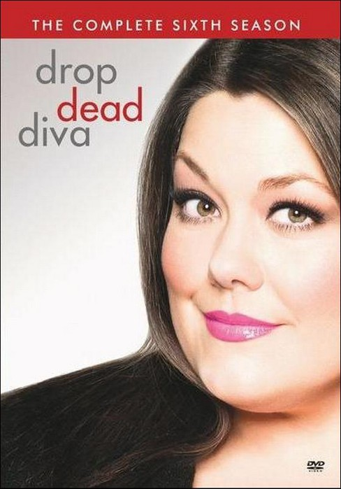 Drop dead diva:Complete sixth season (DVD) - image 1 of 1