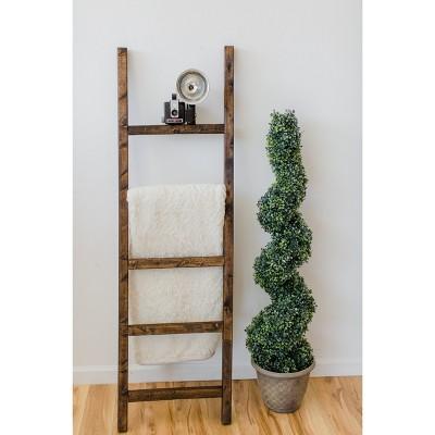 Decorative Ladder - Brown - Lana & Laura