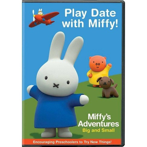 Miffy's Adventures Big & Small: Play Date With Miffy (DVD) - image 1 of 1