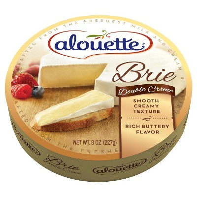 Alouette Baby Brie Cheese - 8oz