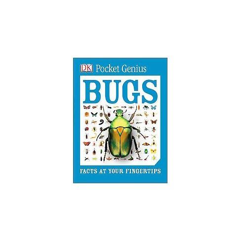 Pocket Genius: Bugs - (Paperback) - image 1 of 1