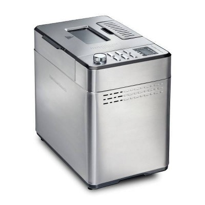 Hamilton Beach Breadmaker with Fruit Dispenser - Silver
