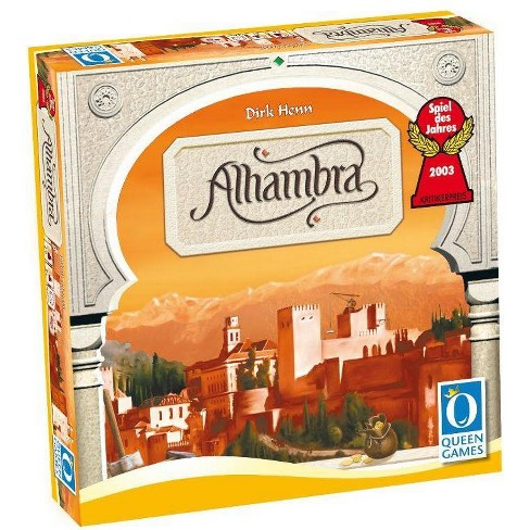 Alhambra Board Game - image 1 of 1