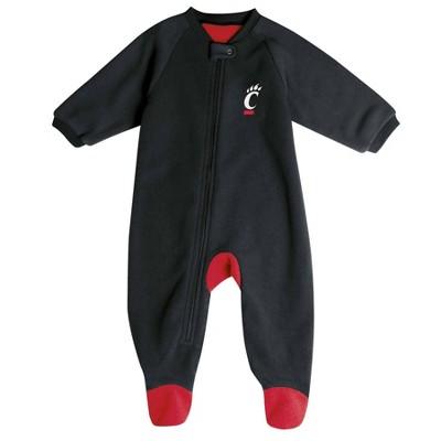 NCAA Cincinnati Bearcats Baby Boys' Blanket Sleeper