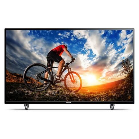 "Philips 50"" Smart UHD Bright Pro TV - Black (50PFL5703) - image 1 of 4"